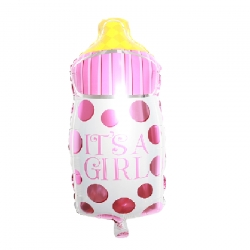 Baby shower bottle (Pink)
