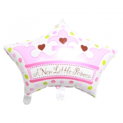 Baby Shower Crown (Pink)