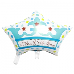 Baby Shower Crown (Blue)
