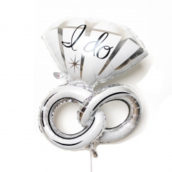 Silver Ring Helium