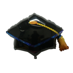 Graduation Hat Helium