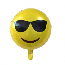 Emoji - Cool Shady Helium