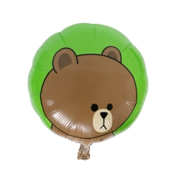 Line - Bear Green Helium