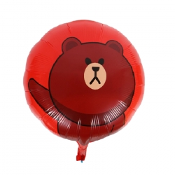 Line - Bear Red Helium