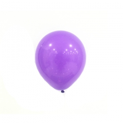 "10"" Round Latex Balloon (Solid Colours)"