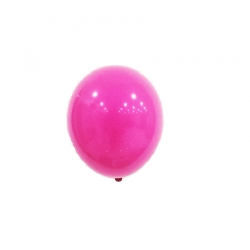 """12"""" Round Latex Balloon (Solid Colours)"""