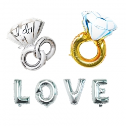 Simple Love with Rings