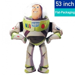 53'' Buzz Lightyear Airwalker Foil Balloon (Air-Filled)