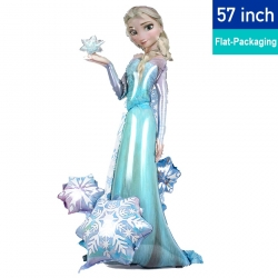 57'' Disney Frozen Elsa Airwalker Balloon (Air-Filled)