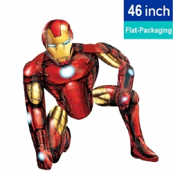 46'' Ironman Airwalker Foil Balloon (Air-Filled)