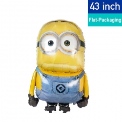 "43"" Despicable Me Minion Airwalker Foil Balloon (Air-Filled)"