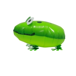 Frog Pet Walker Balloon
