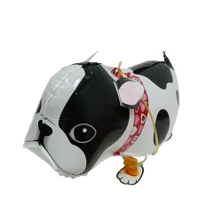 Bull Dog Pet Walker Balloon