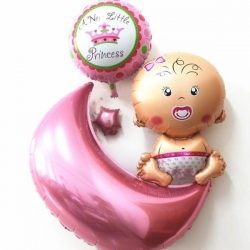 Baby Shower Foil Balloon (Set 2)